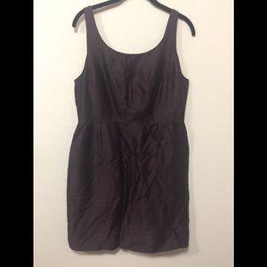 J. Crew Brown  Mini Dress- Size 12